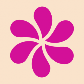 Icon Graphic - #SimpleIcon #IconElement #flowers #garden #petals #nature #gardening