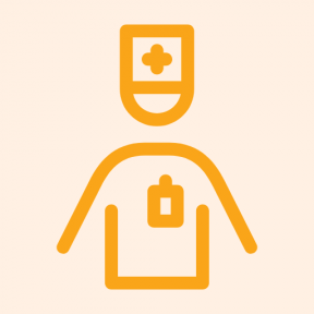 Icon Graphic - #SimpleIcon #IconElement #man #care #hospital #people #men #emergency
