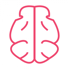 Icon Graphic - #SimpleIcon #IconElement #shapes #human #medical #thinking #parts #brains #body