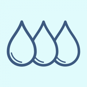 Icon Graphic - #SimpleIcon #IconElement #water #droppers #painter #drop #painting #dropper