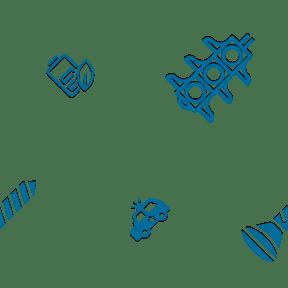 Pattern Design - #IconPattern #PatternBackground #utensils #lights #sign #technology #circulation #ecologism #repair