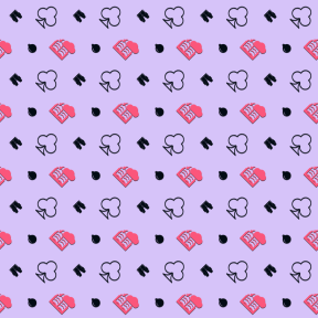 Pattern Design - #IconPattern #PatternBackground #ornament #icons #clothes #american #cloud #poker #male #trousers #gambling #trouser