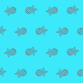Pattern Design - #IconPattern #PatternBackground #shopping #online #store #supermarket #commerce #shop #cart #carts