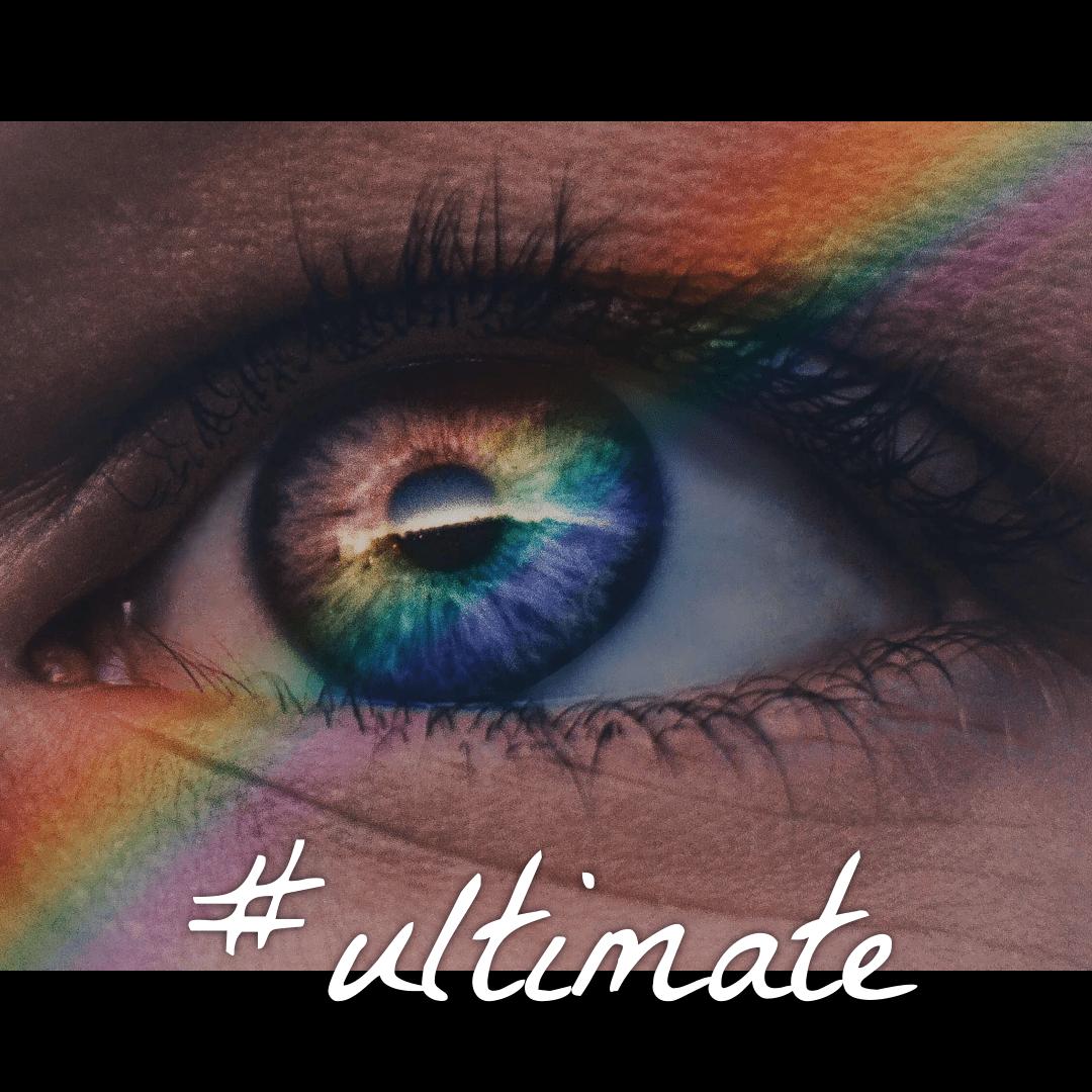 Profile Phote - #Avatar #iris #up Design  Template