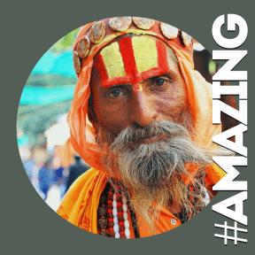 Profile Phote - #Avatar #beard #tradition #shapes #shape #facial #moustache #black #circular