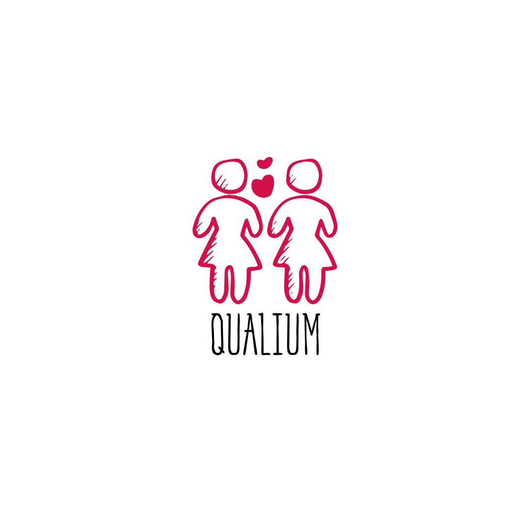 Logo Design - #Branding #Logo #lesbian #valentines #romantic #day #lovely #romanticism #love