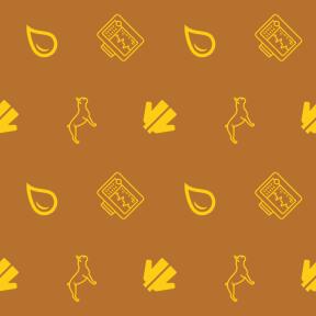 Pattern Design - #IconPattern #PatternBackground #hospital #garment #mammal #water #animals #clothing #outline