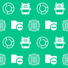Pattern Design - #IconPattern #PatternBackground #stats #cargo #vehicle #folders #button #hatch #waste #sign #trucking