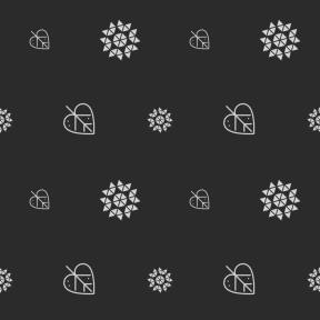 Pattern Design - #IconPattern #PatternBackground #nature #yard #small #polygonal #shape