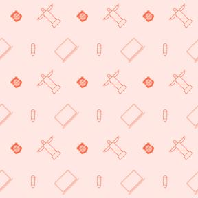 Pattern Design - #IconPattern #PatternBackground #monuments #rio #writer #tool #grid #seo #office #sem #shield #writing