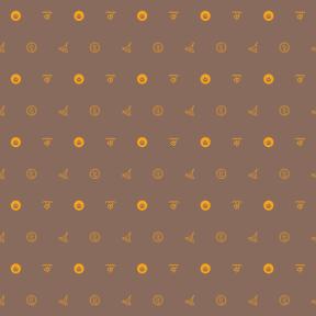 Pattern Design - #IconPattern #PatternBackground #social #cleaner #paw #logotype #circle