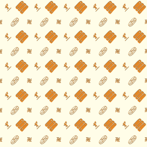 Pattern Design - #IconPattern #PatternBackground #percentages #library #windmills #book #outlined #circular #winner #jumping
