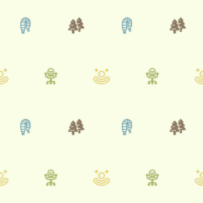 Pattern Design - #IconPattern #PatternBackground #fashion #forest #carnival #food #desk #party #pines