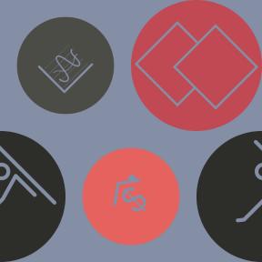 Pattern Design - #IconPattern #PatternBackground #house #money #mathematical #stick #commerce #sports #home