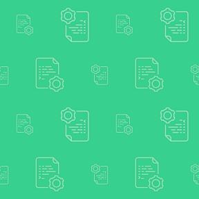 Pattern Design - #IconPattern #PatternBackground #file #archive #setup #options #cogwheel #gear #interface