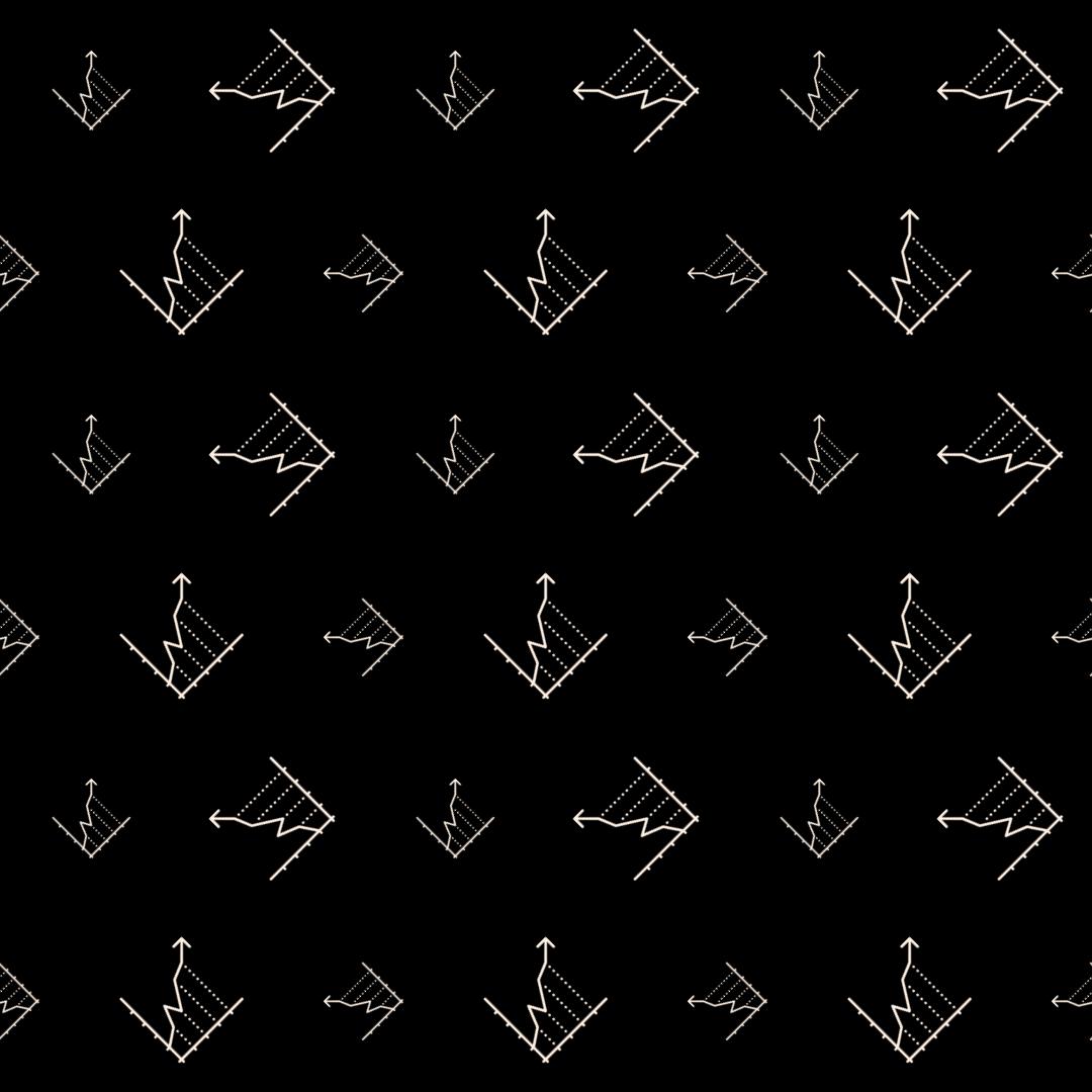 Pattern Design - #IconPattern #PatternBackground #graphics #statistics #arrow #business #growth #diagram #stats #benefits
