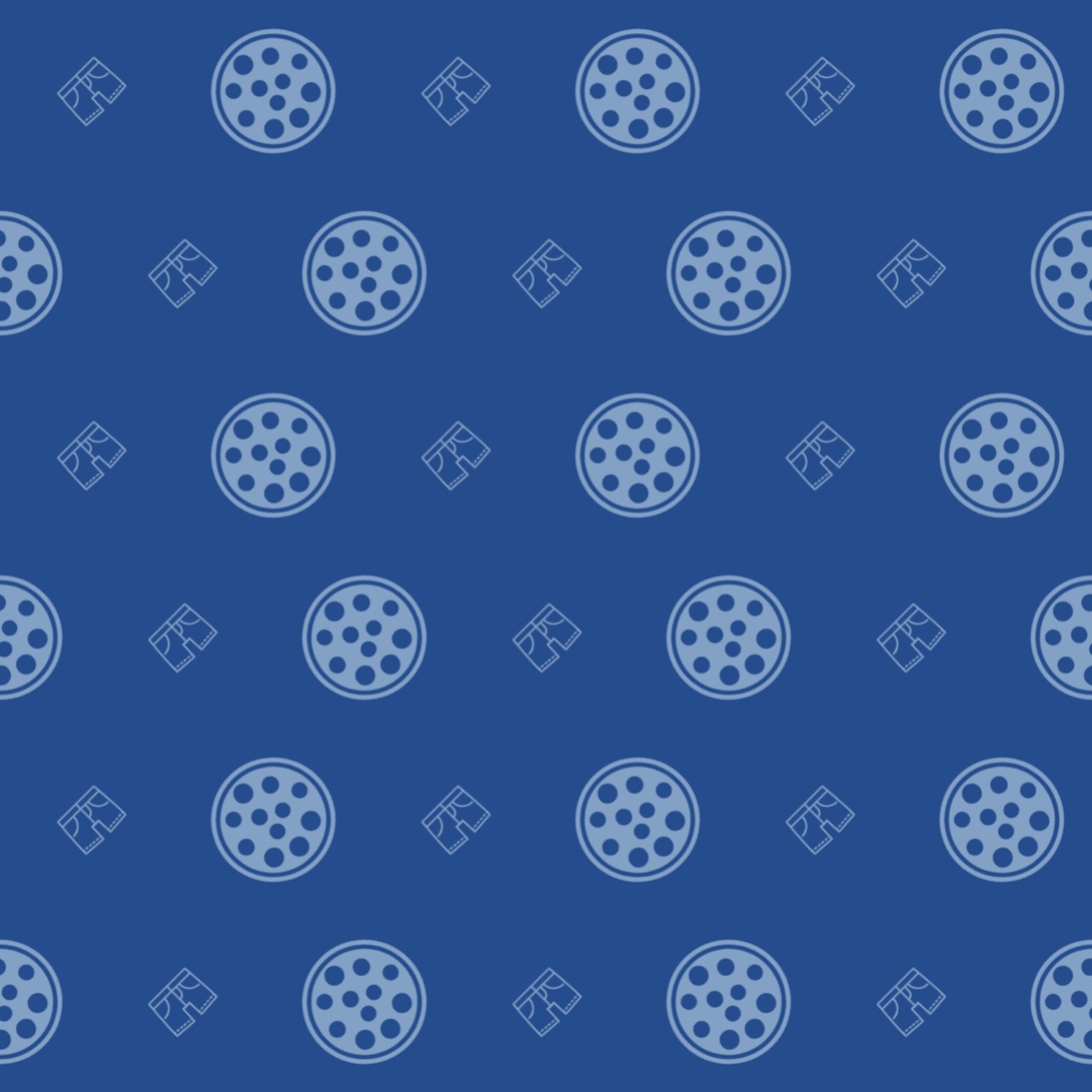 Blue, Pattern, Circle, Azure, Design, Product, Line, Organism, Font, Cosmetics, Women, Clothing, Relax,  Free Image