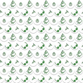 Pattern Design - #IconPattern #PatternBackground #sports #relaxing #olympic #sun #food #fast #shapes