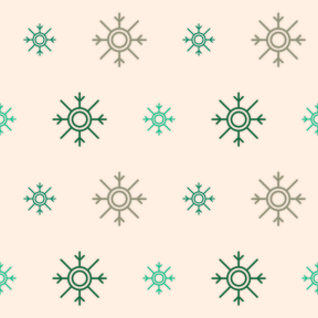 Pattern Design - #IconPattern #PatternBackground #snowing #shapes #snowy #cold #frost #winter #snow
