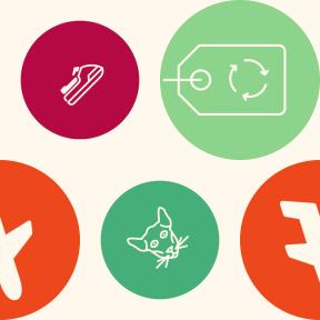 Pattern Design - #IconPattern #PatternBackground #circle #transport #circular #symbol #cat