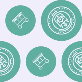 Pattern Design - #IconPattern #PatternBackground #shapes #circle #transport #shape #interface #symbols #circular