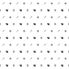 Pattern Design - #IconPattern #PatternBackground #pack #tool #guns #weapons #rocket #shooting #computers #socks #education