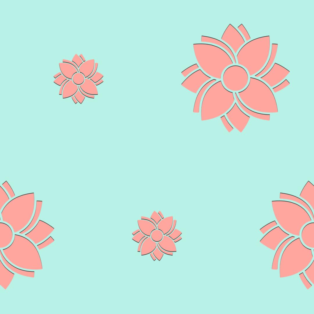 Pattern Design - #IconPattern #PatternBackground #ornamental #floral #flower #japan #flowers #ornament #art