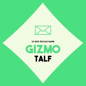 Logo Design - #Branding #Logo #florets #envelope #outline #boxes #shape #rounded #and