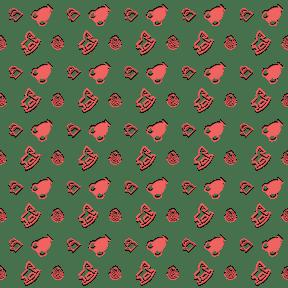 Pattern Design - #IconPattern #PatternBackground #earth #shape #black #drink #jars #shapes #hot #hand