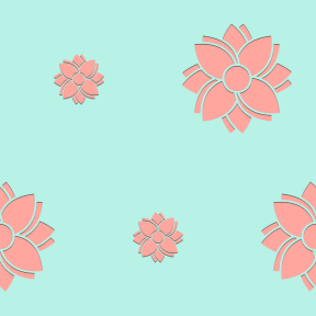 Pattern Design - #IconPattern #PatternBackground #ornamental #floral #flower #japan #flowers #ornament #art