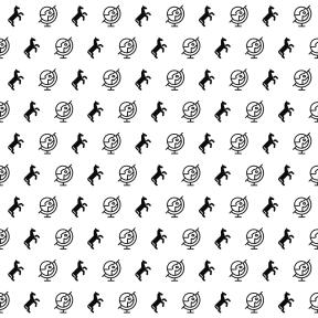 Pattern Design - #IconPattern #PatternBackground #geography #science #animals #cartoon #planet