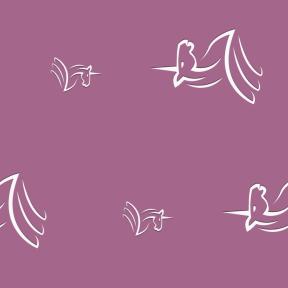 Pattern Design - #IconPattern #PatternBackground #unicorn #animal #wings #white #horn