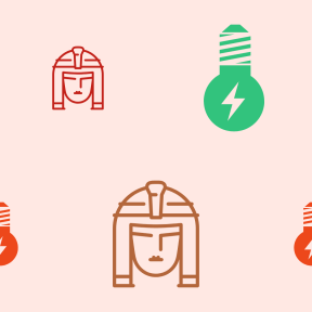 Pattern Design - #IconPattern #PatternBackground #dynasty #light #symbol #ecologism #lightbulbs #egypt