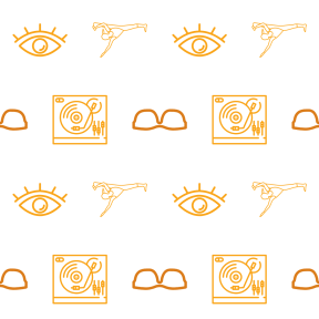 Pattern Design - #IconPattern #PatternBackground #fashion #sight #vinyl #sports #yoga #parts #sport #excercise
