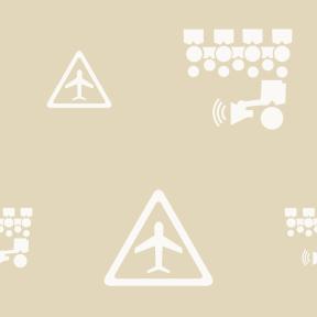 Pattern Design - #IconPattern #PatternBackground #students #signals #tool #set #airport #teacher