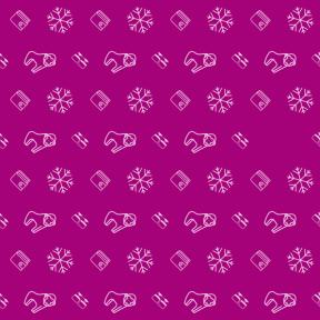 Pattern Design - #IconPattern #PatternBackground #computer #snowy #mammal #computing #screen #animal