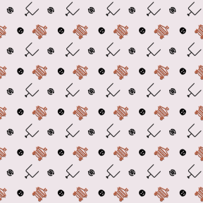 Pattern Design - #IconPattern #PatternBackground #shape #spa #black #hours #personal #rugby #call #transport #sport