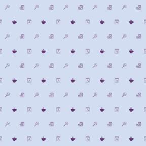 Pattern Design - #IconPattern #PatternBackground #food #shop #childhood #books #toy #tea #abecedary