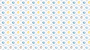 HD Pattern Design - #IconPattern #HDPatternBackground #rounded #circular #shapes #circle #transport #vehicle