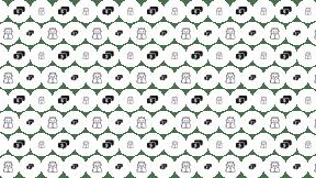 HD Pattern Design - #IconPattern #HDPatternBackground #money #circular #shapes #bubble #bubbles