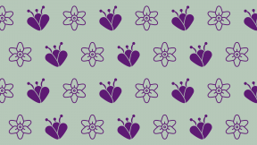 HD Pattern Design - #IconPattern #HDPatternBackground #botanical #floral #nature #gladiolus #blossom #bloom #flourish #flower