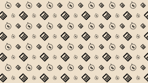 HD Pattern Design - #IconPattern #HDPatternBackground #calculating #utensils #dollar #top #shapes