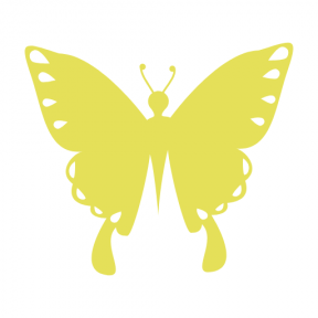 Icon Graphic - #SimpleIcon #IconElement #black #view #top #dark #insect #butterfly #insects #animal #butterflies #animals