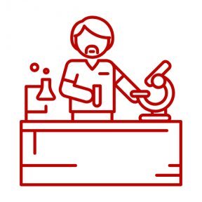 Icon Graphic - #SimpleIcon #IconElement #chemistry #lab #people #laboratory #chemical #experiments
