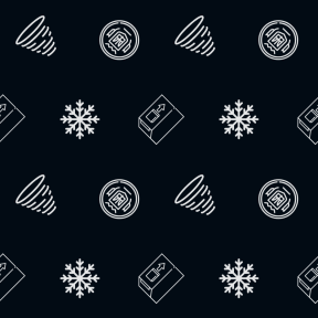 Pattern Design - #IconPattern #PatternBackground #currency #banking #frost #returning #weather