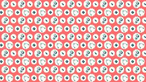 HD Pattern Design - #IconPattern #HDPatternBackground #circles #up #raggedborders #arrow #care #rectangles #birthday #business