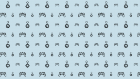 HD Pattern Design - #IconPattern #HDPatternBackground #gamer #controller #gaming #tool #parenthood #game #video #motherhood #baby #technology