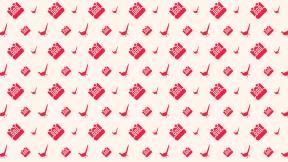 HD Pattern Design - #IconPattern #HDPatternBackground #frames #rounded #scalloped #shapes #animals #kingdom