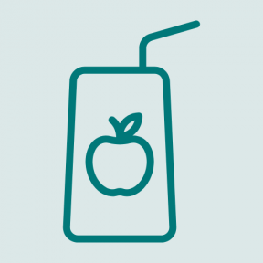 Icon Graphic - #SimpleIcon #IconElement #apple #food #juice #diet #bottle #helthy