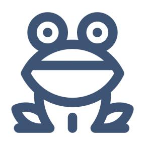Icon Graphic - #SimpleIcon #IconElement #batrachian #animals #amphibian #biology #tropical #animal